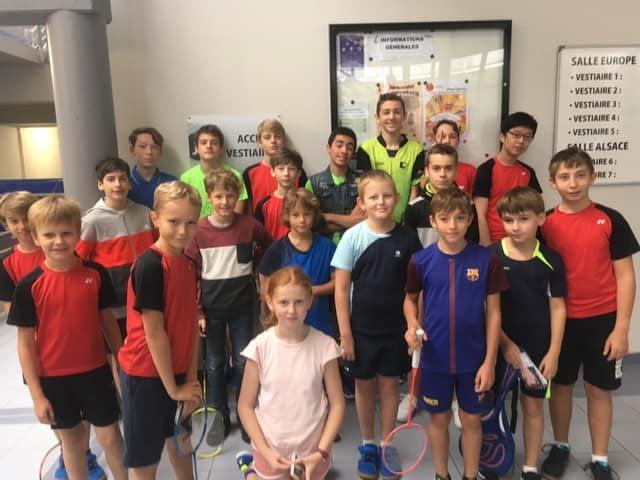 Badminton sur tous les fronts
