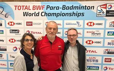 En direct des championnats du Monde